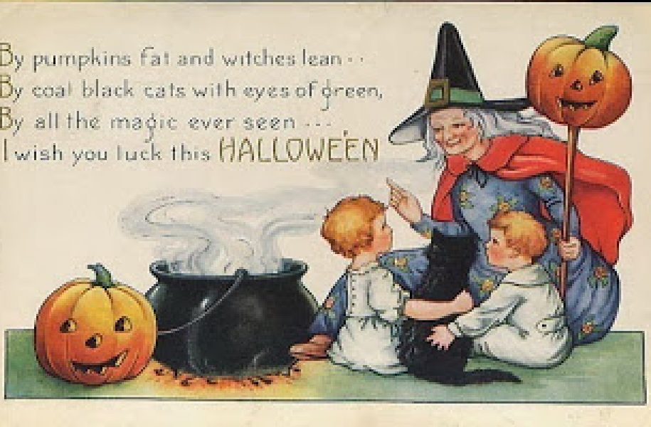 early-1900s-vintage-halloween-cards-19