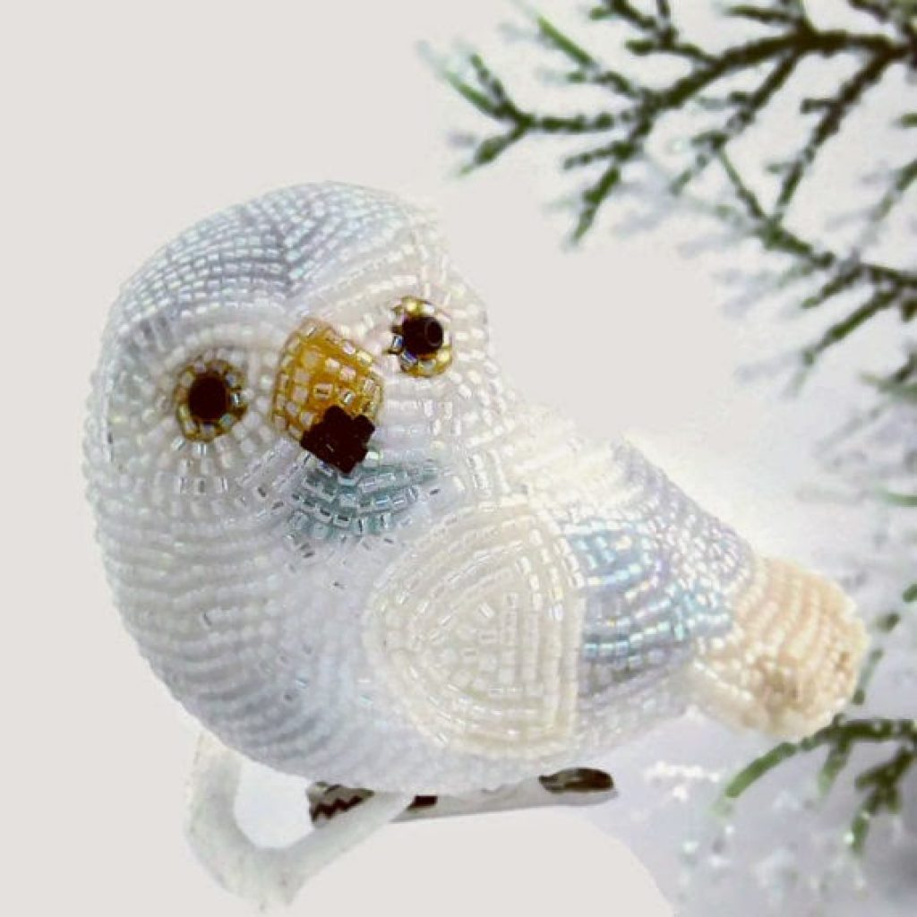 https://www.etsy.com/listing/96507081/snowy-owl-christmas-ornament-beaded-clip?ref=shop_home_feat_1
