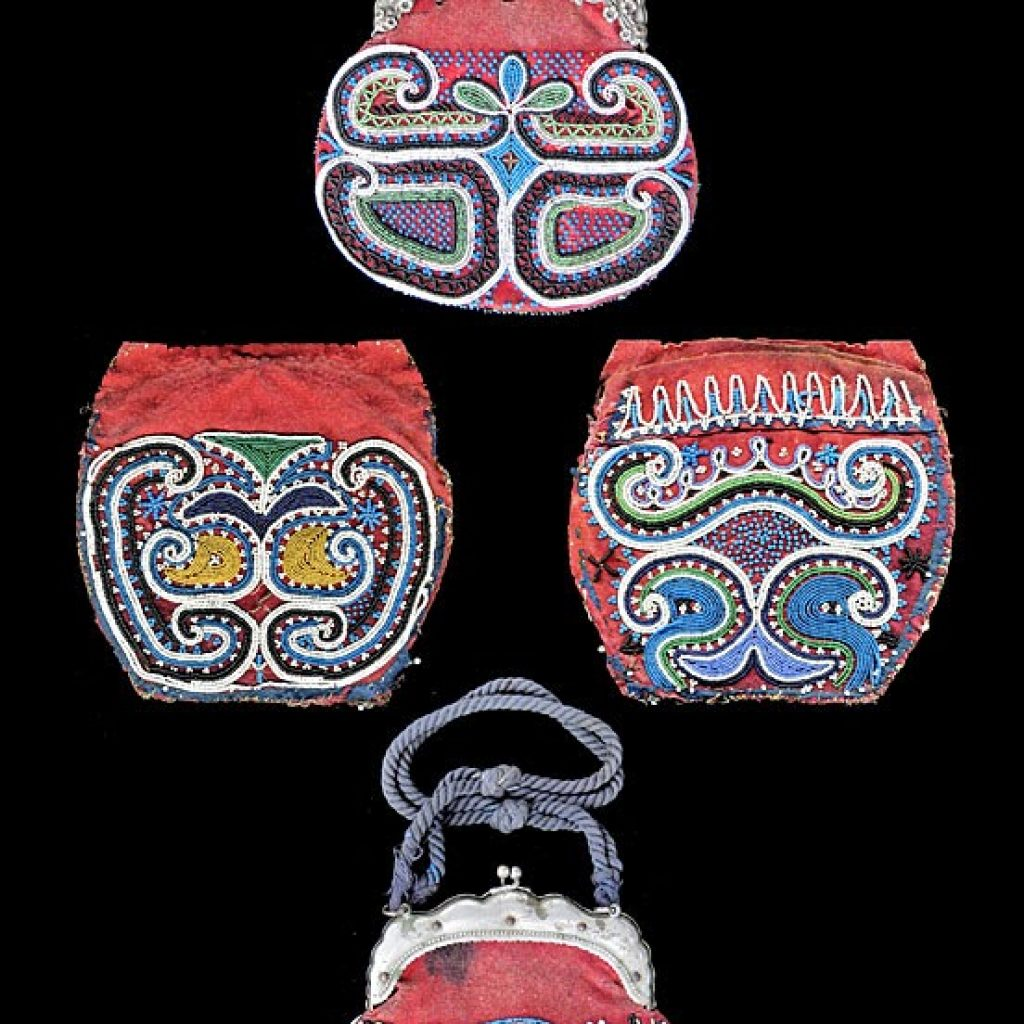 187 First Nations Beadwork