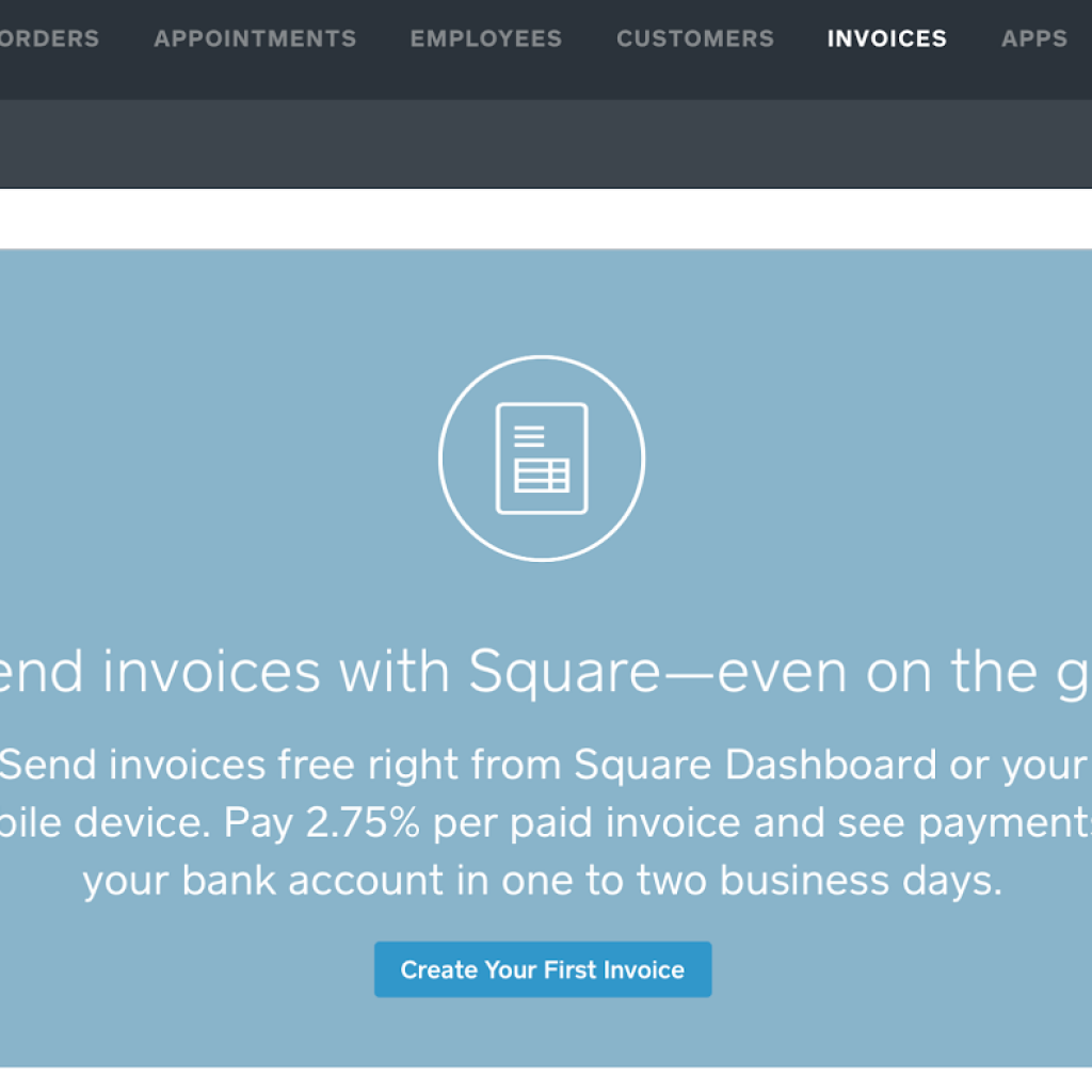 Tools We Can Use Square - How to use square invoice