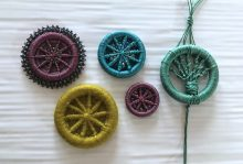 Dorset Buttons – A Heritage Craft